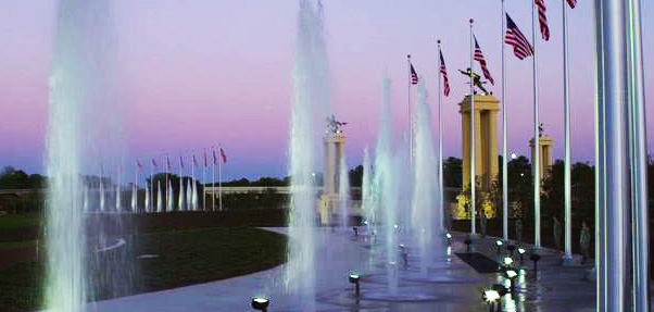 Ft.Benning-Gateway-Fountain