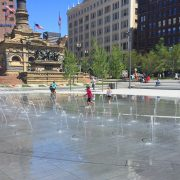 Cleveland Public Square, Cleveland, Oh